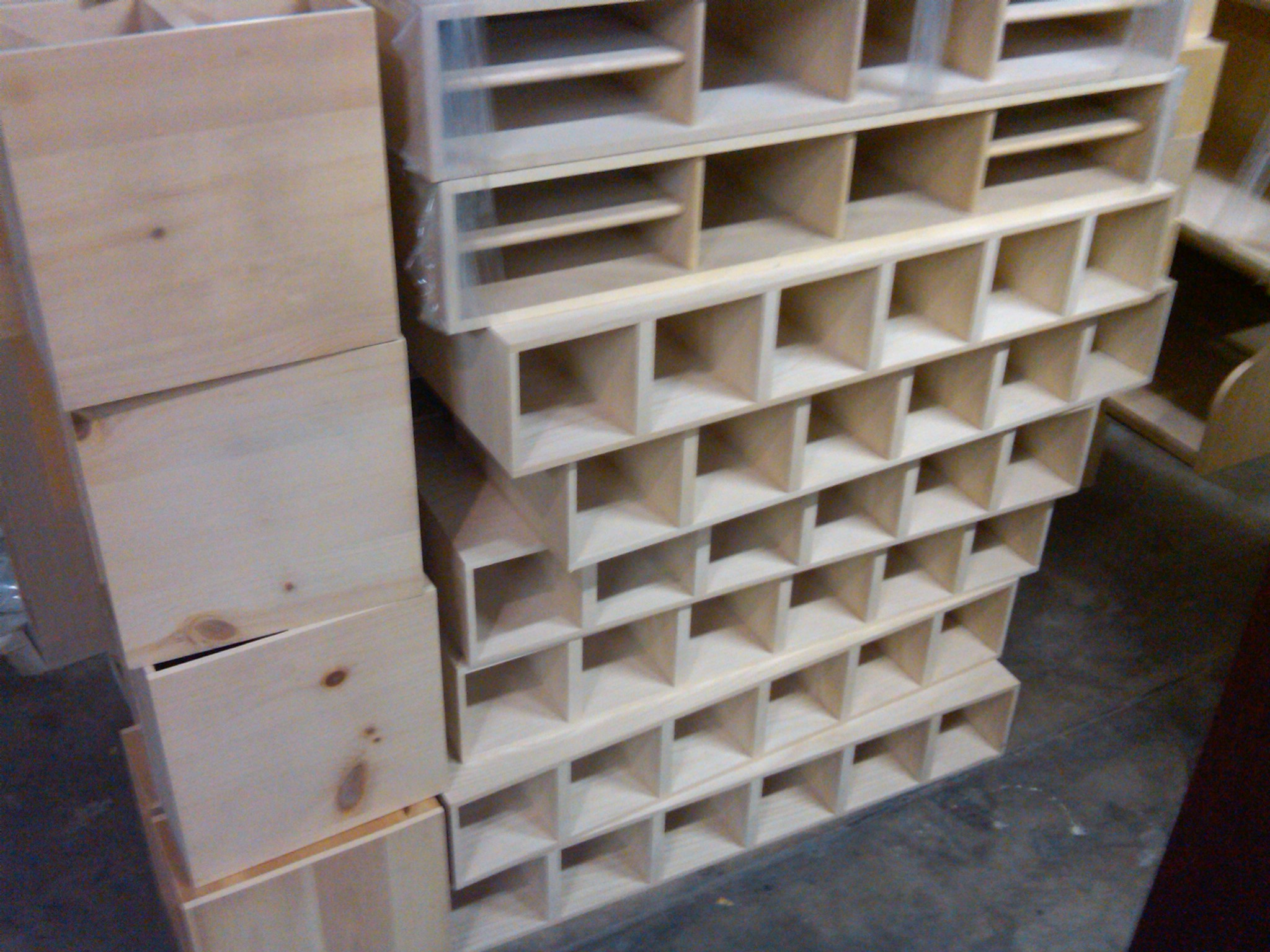 Creative Storage Solutions At Bud S Warehouse Bud S