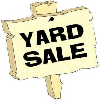YardSaleSign