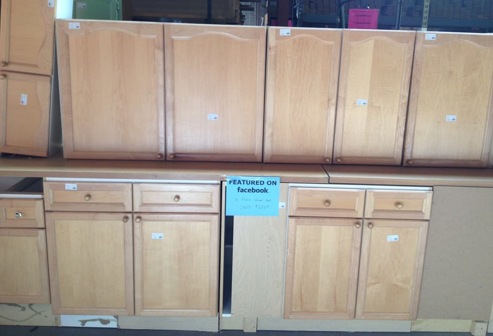 More New And Used Cabinet Sets Bud S Warehouse