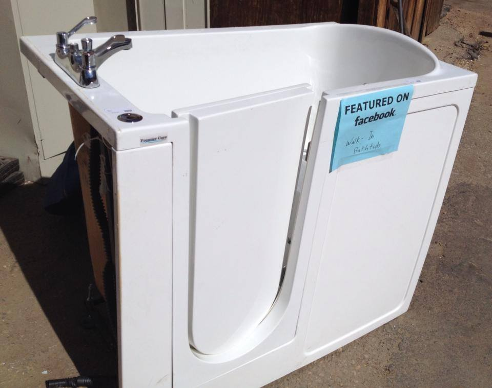 Walk-In Bathtub – Bud\'s Warehouse