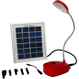 Solar Desk Light