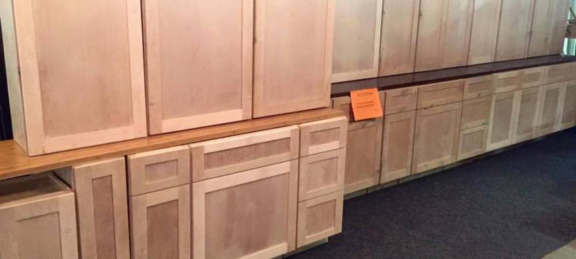 Kitchen Cabinets for Christmas?