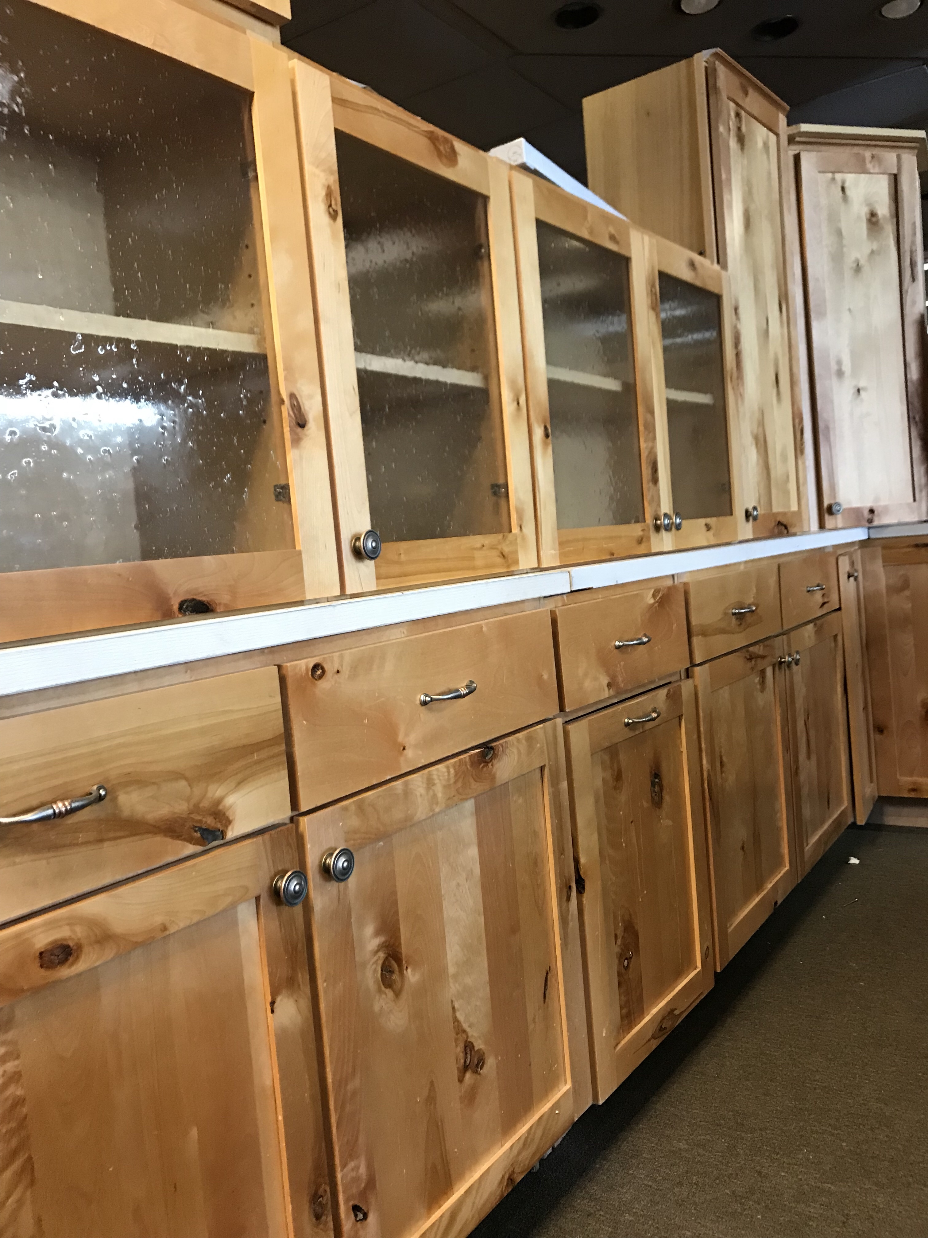 Beautiful 18 Piece Pine Cabinet Set Just Arrived Off Of Our Truck. It Is In  Good Condition But Does Need A Little Work. Itu0027s Cabinet Season At Budu0027s  With ...