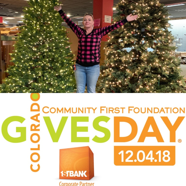 Colorado Gives Day Is December 4th!